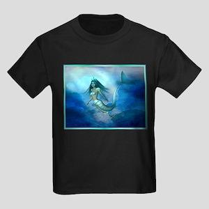 Best Seller Merrow Mermaid Kids Dark T-Shirt