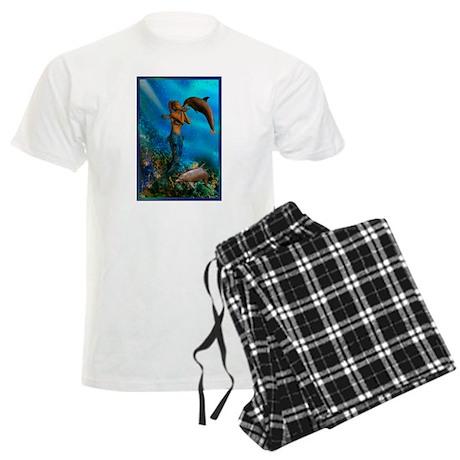 Best Seller Merrow Mermaid Men's Light Pajamas