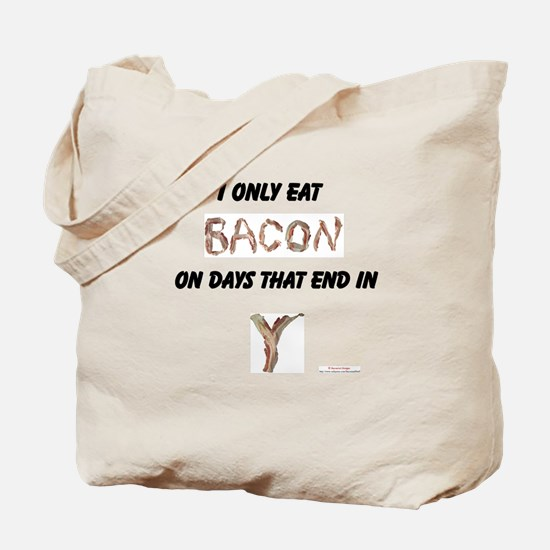 Bacon Days Tote Bag