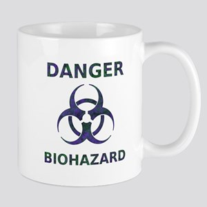 Biohazard Warning Mug