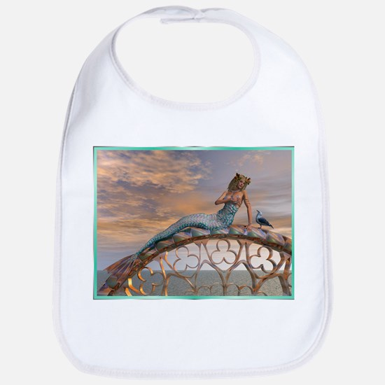 Best Seller Merrow Mermaid Bib