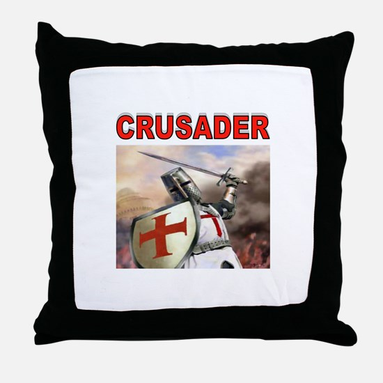TIME TO RISE UP Throw Pillow