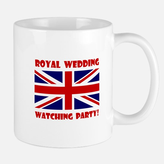 Royal Wedding Watching Party! Mug