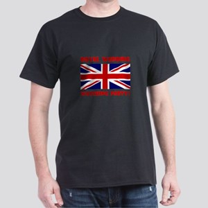 Royal Wedding Watching Party! Dark T-Shirt