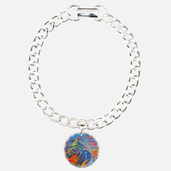 Appaloosa painting Bracelet