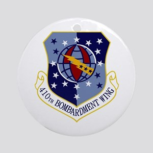410th Bomb Wing Ornament (Round)