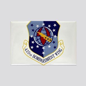 410th Bomb Wing Rectangle Magnet