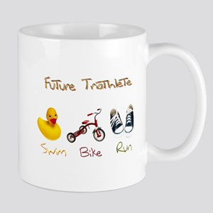 Future Triathlete Mug