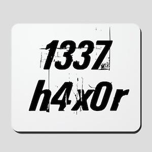 1337 h4x0r Mousepad