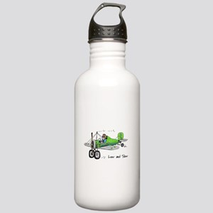 Low and Slow Stainless Water Bottle 1.0L