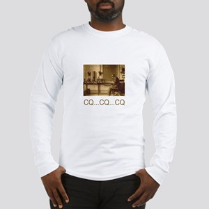 CQ...CQ...CQ Long Sleeve T-Shirt