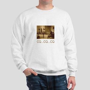 CQ...CQ...CQ Sweatshirt
