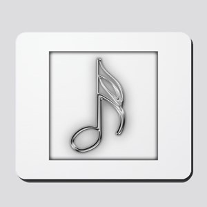 GLASS NOTE Mousepad