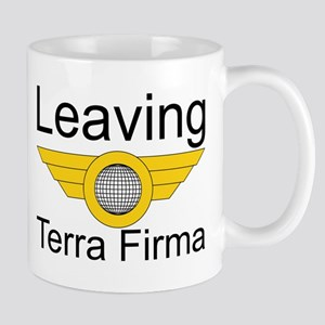 Leaving Terra Firma Mug