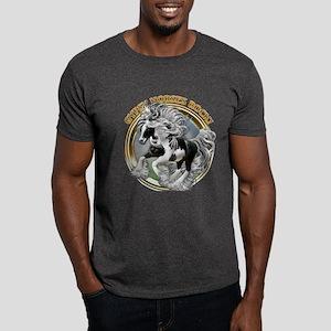 Two Gypsy designs Dark T-Shirt