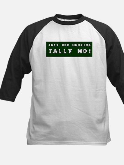 Tally Ho! Get the Kids Baseball Jersey