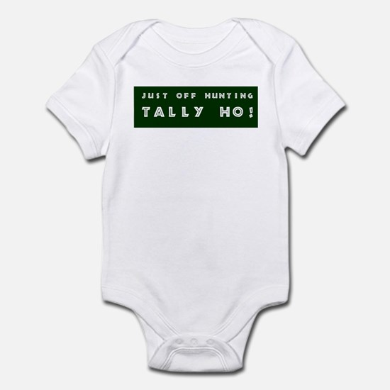 Tally Ho! Get the Infant Creeper