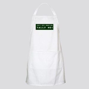 Tally Ho! Get the BBQ Apron