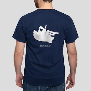 2011 Flying Tugboat Dark T-Shirt