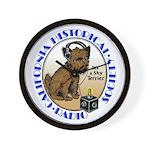 California Historical Radio S Wall Clock