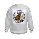 California Historical Radio S Kids Sweatshirt
