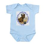 California Historical Radio S Infant Bodysuit