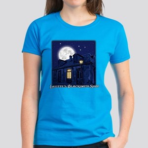 Lafitte's Blacksmith Shop Women's Dark T-Shirt