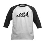 Soccer Evolution Kids Baseball Jersey