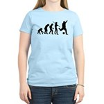Soccer Evolution Women's Light T-Shirt