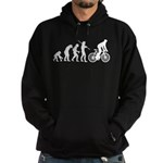 Cycling Evolution Hoodie (dark)