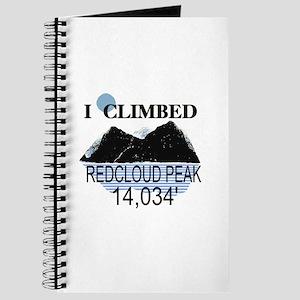 I Climbed Redcloud Peak Journal