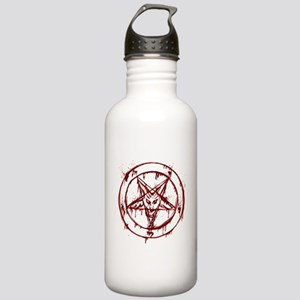 mY BLoODy pENTaGraM Stainless Water Bottle 1.0L