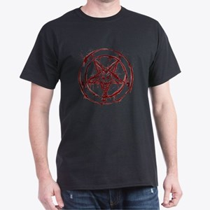mY BLoODy pENTaGraM Dark T-Shirt