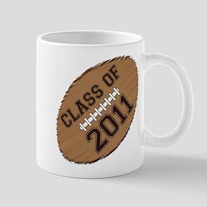 Class of 2011 Football Mug
