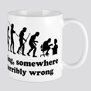 Something, somewhere went ter Mug