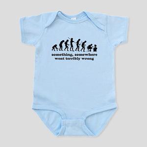 Something, somewhere went ter Infant Bodysuit