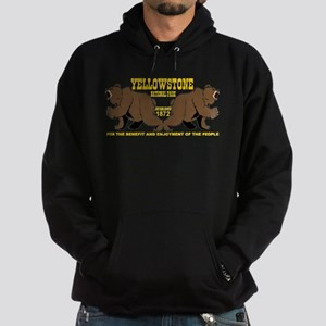 Grizzly Bears YNP Hoodie (dark)