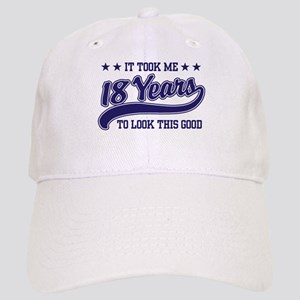 Funny 18th Birthday Hats
