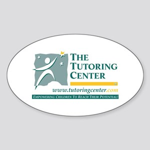The Tutoring Center Sticker (Oval)