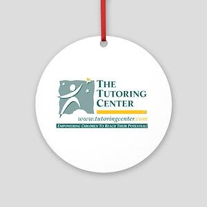 The Tutoring Center Ornament (Round)