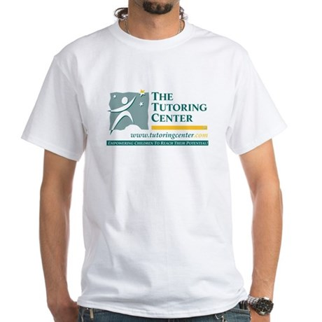 The Tutoring Center White T-Shirt
