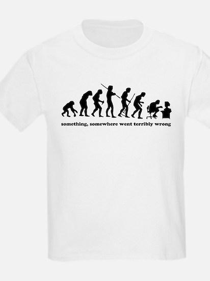 Something, somewhere went ter T-Shirt