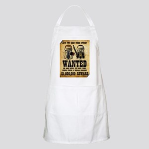 """""""Spices WANTED"""" Apron"""