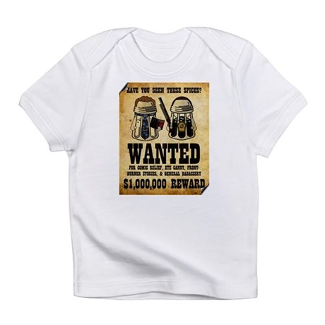 """Spices WANTED"" Infant T-Shirt"