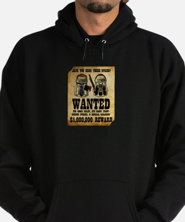 """Spices WANTED"" Hoodie (dark)"