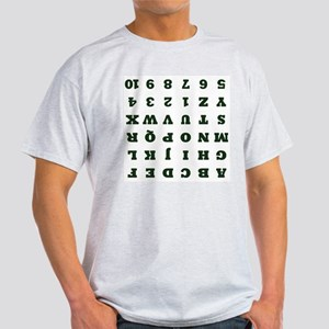 Elementary Cheat Sheet Light T-Shirt