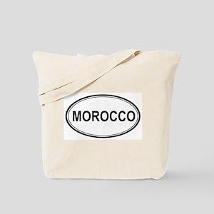Morocco Euro Tote Bag