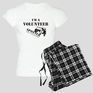 Volunteer Spotter Women's Light Pajamas
