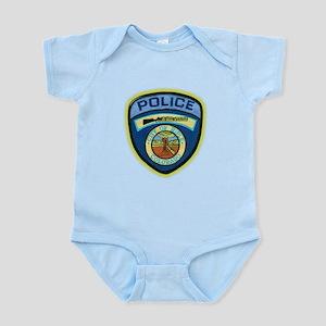 Rifle Police Department Infant Bodysuit