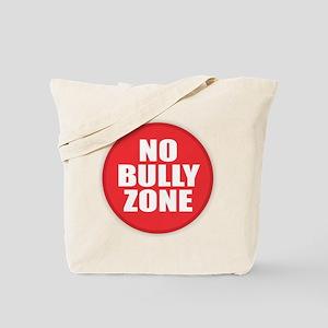 No Bully Zone Tote Bag